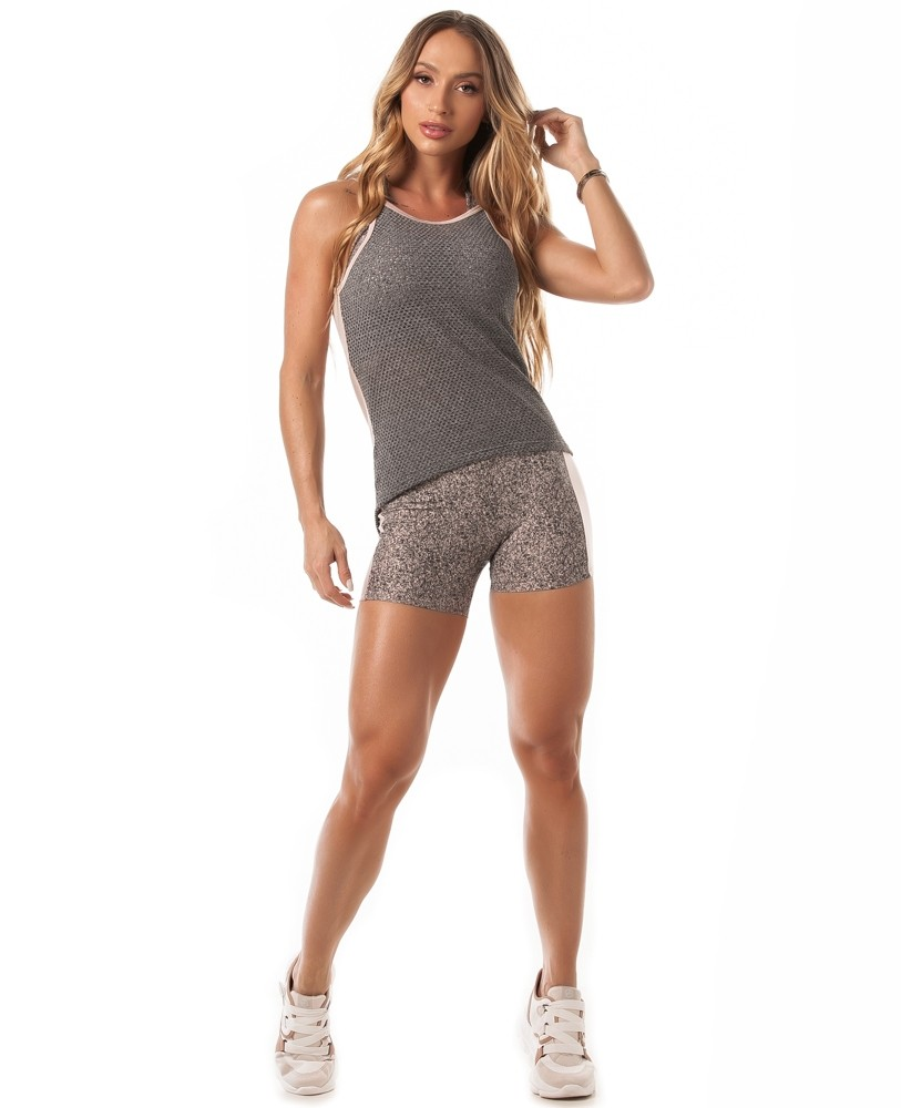 Short Hot Pant Melange Sport