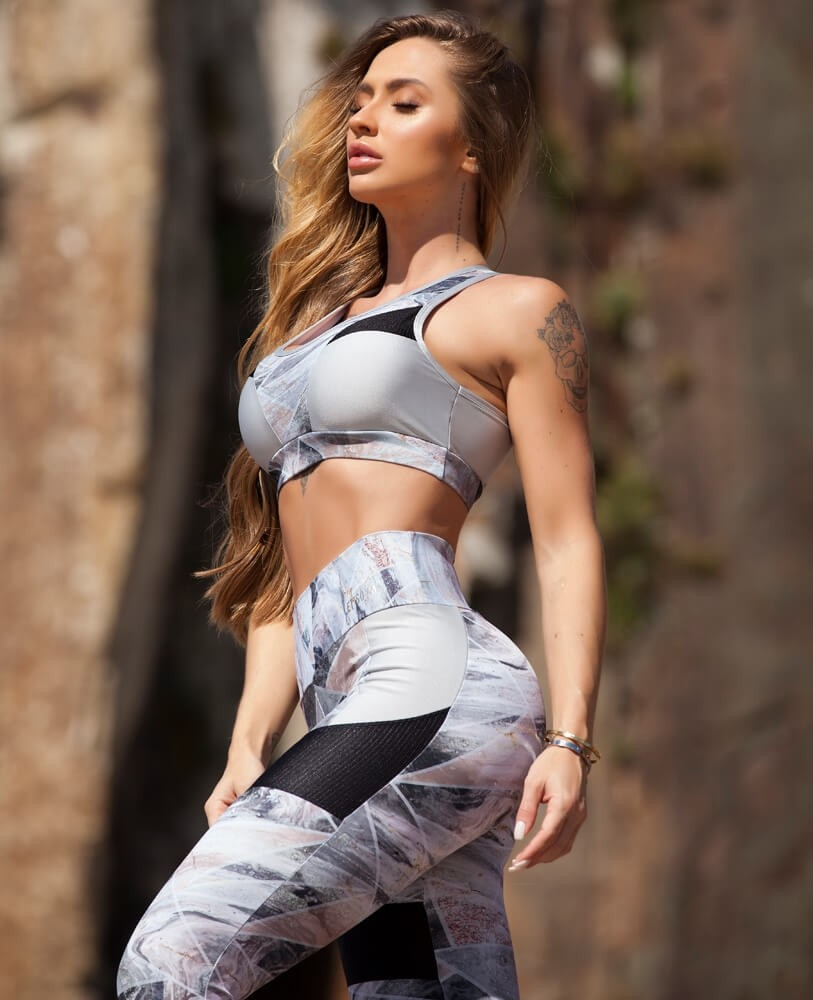 Top Let'sGym Marble Glow