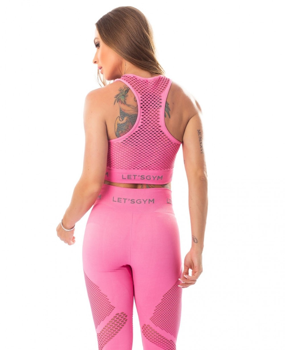 Top Let'sGym Seamless Stylish