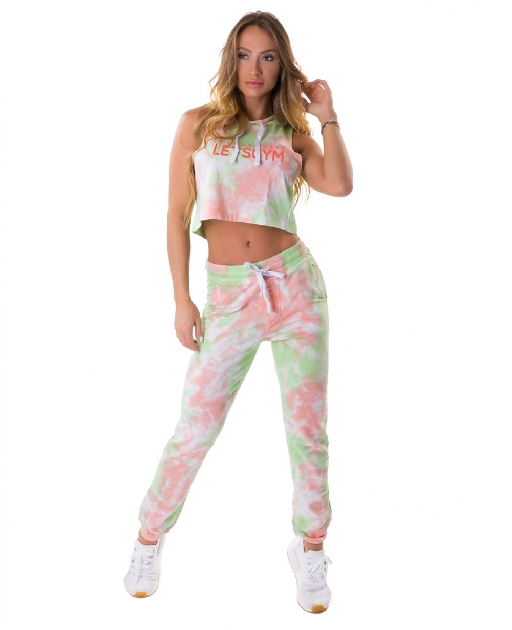 Jogger Let'sGym Duo Tie Dye