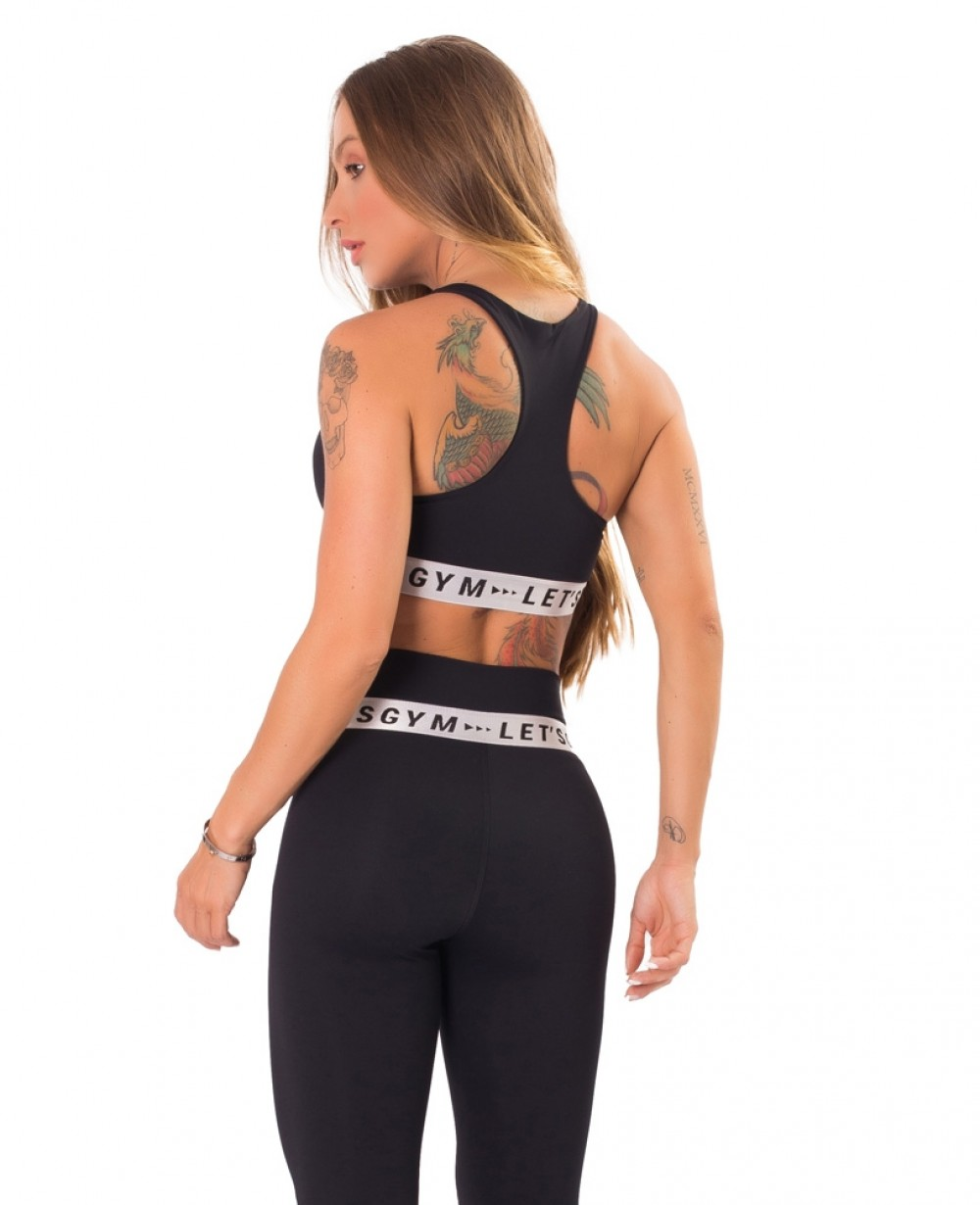 Top Let'sGym Premium Chic
