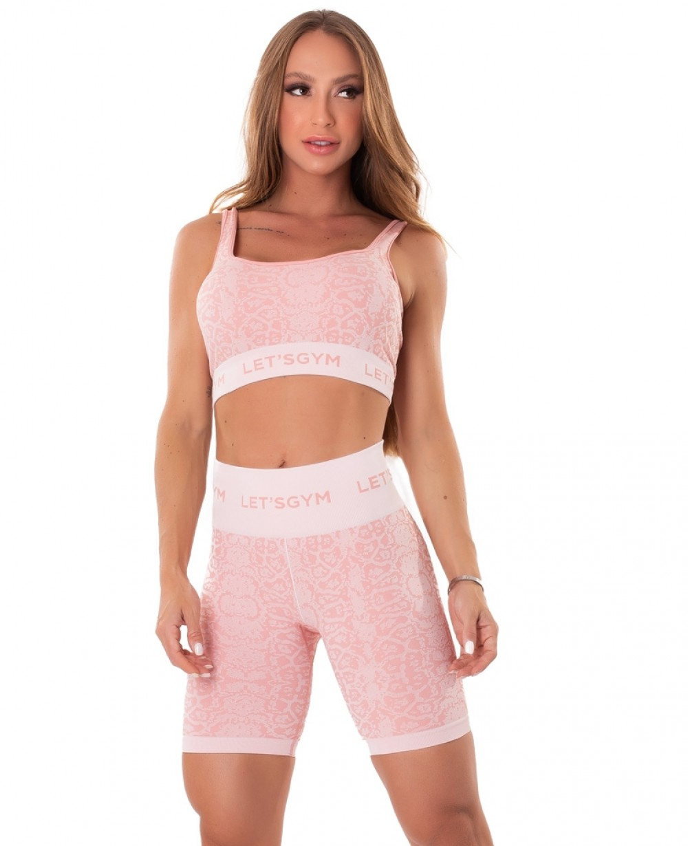 Top Let'sGym Seamless Snake