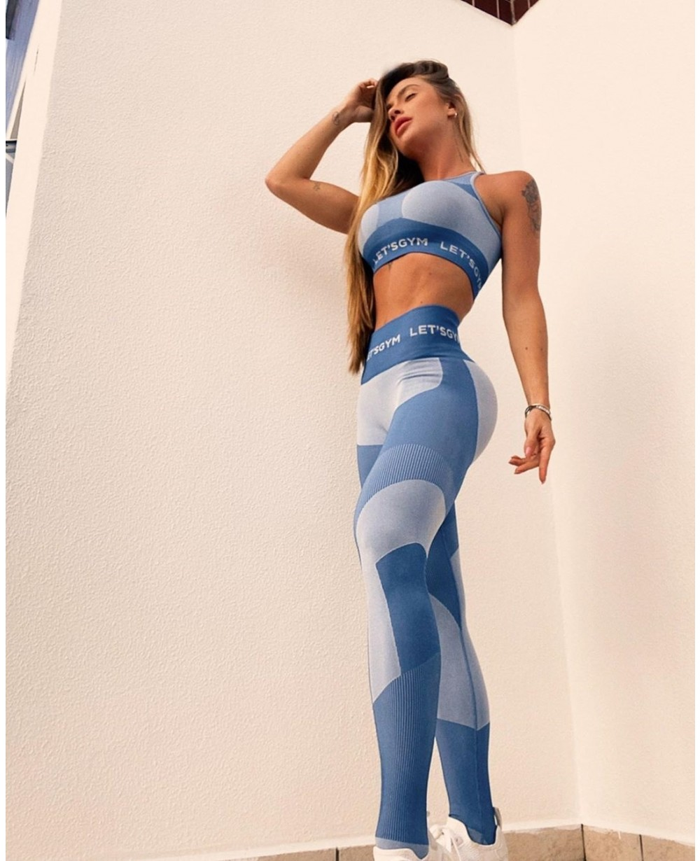 Legging Let'sGym Seamless Sem Costura