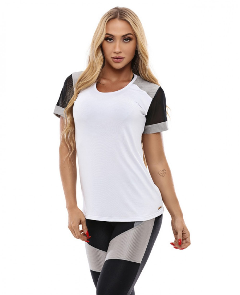 Blusa Let'sGym Workout