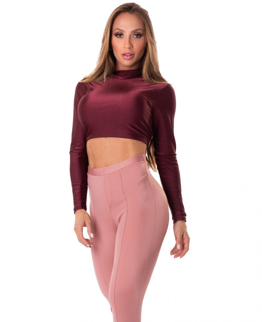 Cropped Let'sGym Backtie Glow