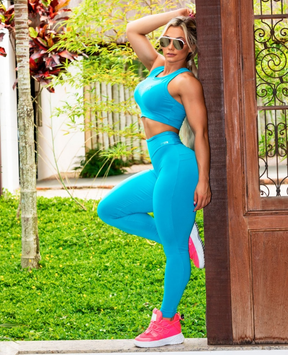 Legging Let'sGym Energetic Push Up