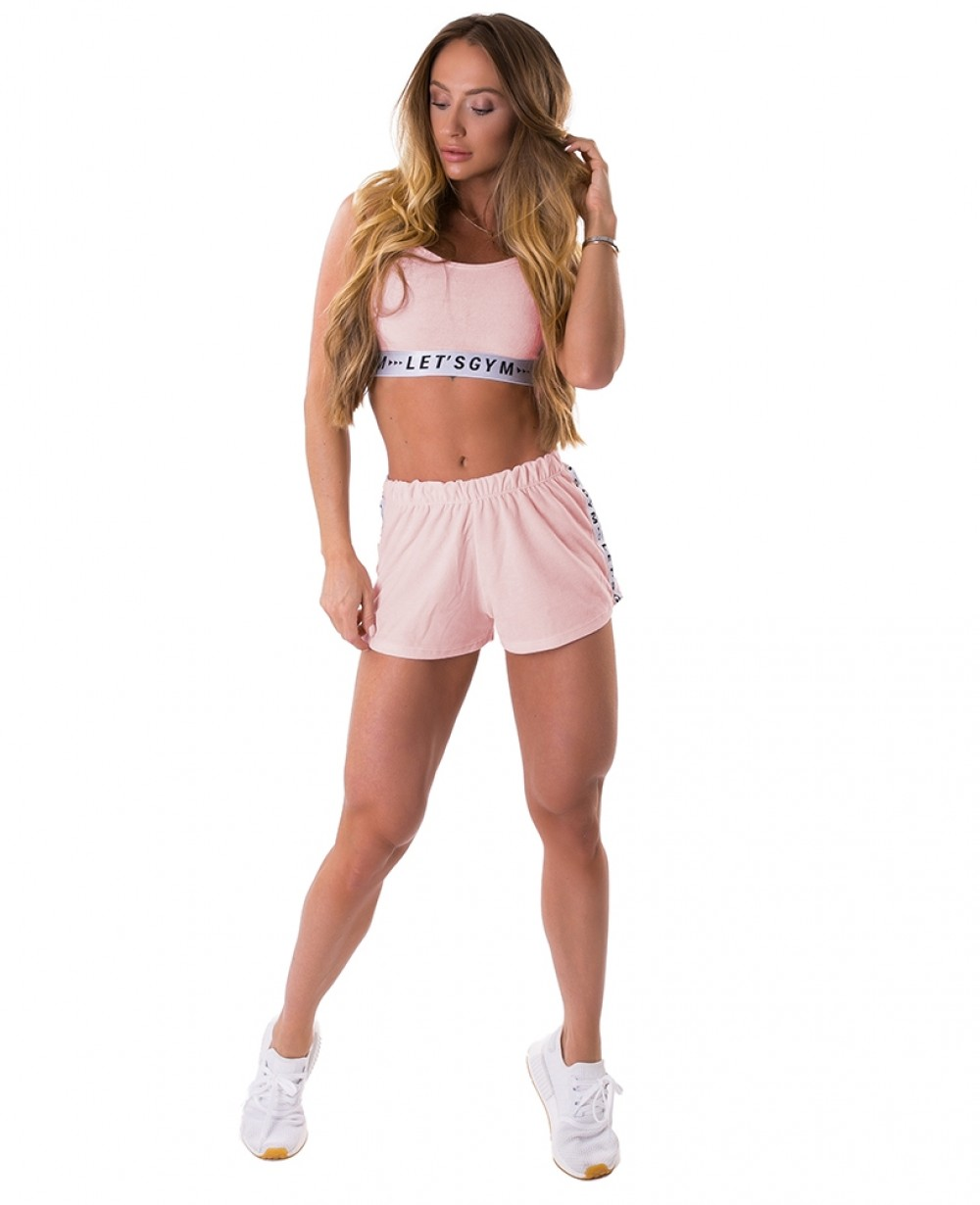 Short Let'sGym Sweet Plush