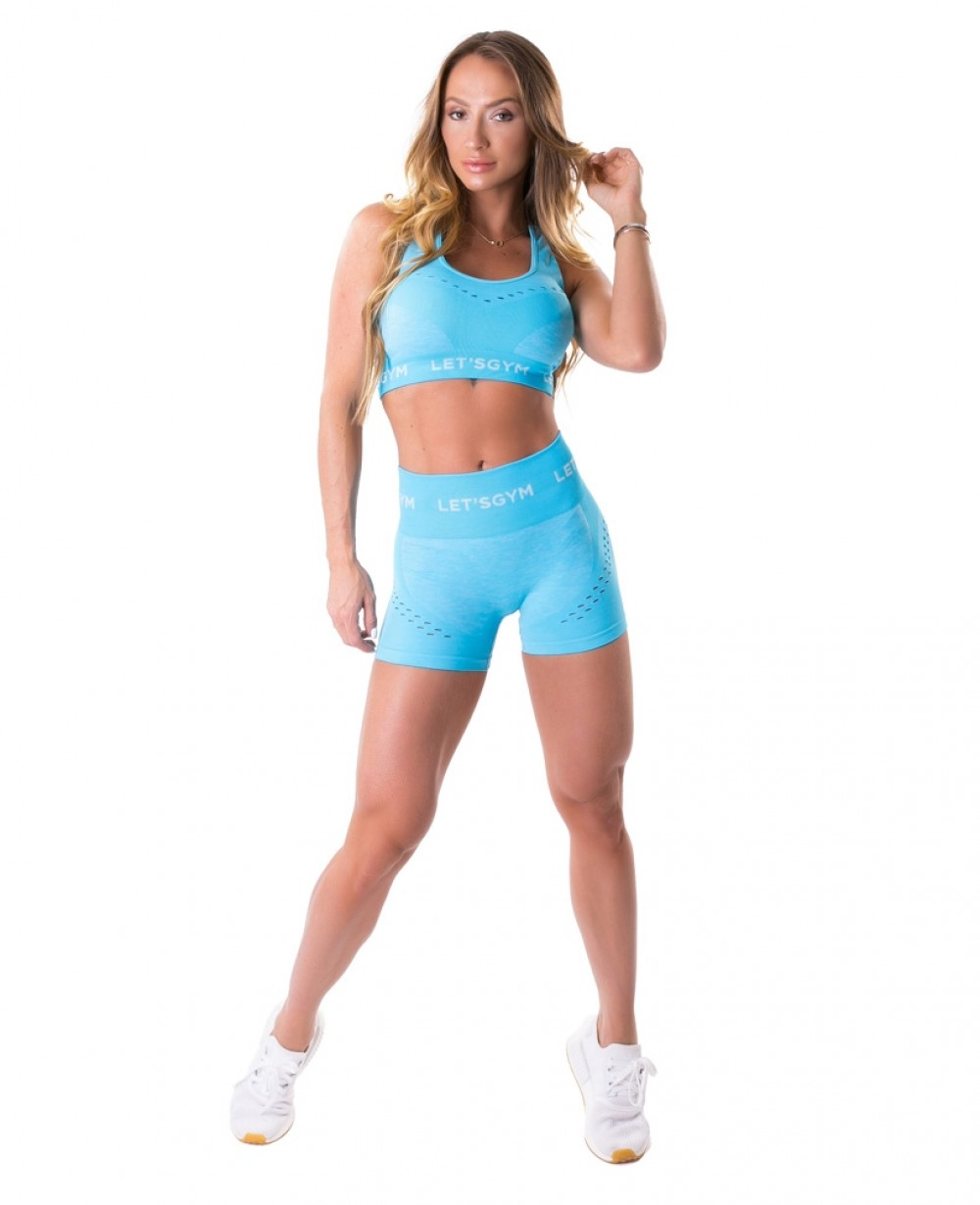 Short Let'sGym Seamless Perfection