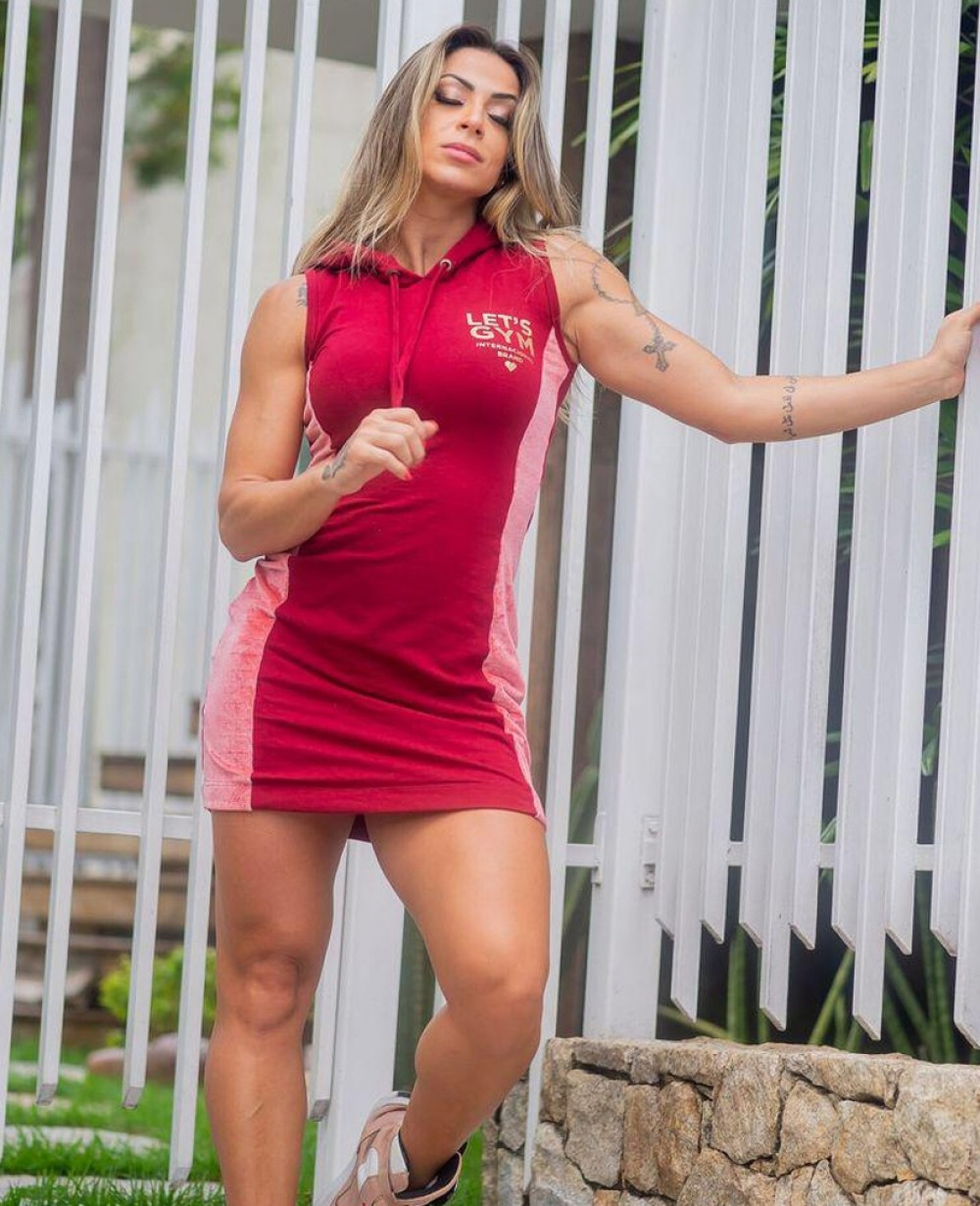 Vestido Let'sGym Everyday Style