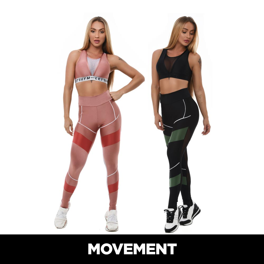 CONJUNTO MOVEMENT