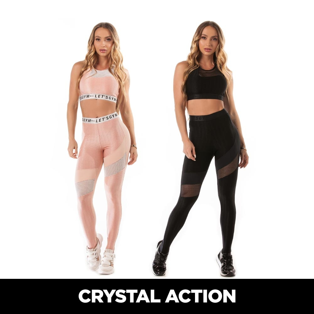 CONJUNTO CRYSTAL ACTION