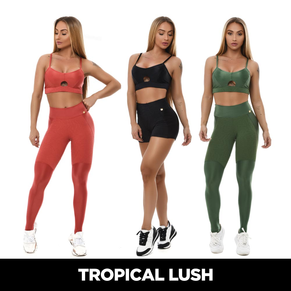 CONJUNTO TROPICAL LUSH